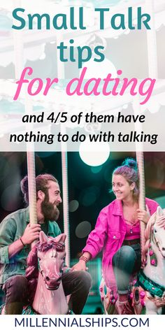 Learn this skil so you can make friends date effectively and nail job interviews. Millennialships has dating advice relationship advice and self care info for millennial women. Tags: small talk dating advice dating advice for women how to small talk