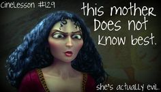 Tangled...this looks just like my stats teacher.