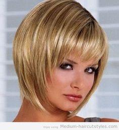 inverted-bob-hairstyles-2014 - Medium Bob Hairstyles – Medium Haircuts Hairstyles 2014