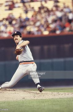 Petry Tigers # 2 man  1984 and a   critical part of their success. Giving credit to pitching   coach Roger Craig in '83, Petry added a nasty curve and   a split-fingered fastball to his superior slider and above-  average fastball.  (Photo by   Jonathan Daniel/Getty Images)
