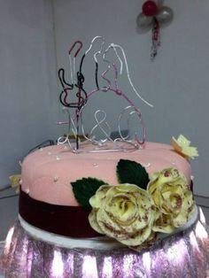 TOPPER CAKE / ADORNO DE TARTA / PERCHAS PERSONALIZADAS (PERSONALIZED HANGER ) - Artesanio