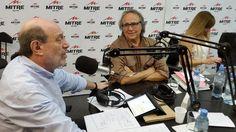 El video de la entrevista en radio Mitre, de Alfredo Leuco a Joan Manuel Serrat. 30 de octubre de 2014