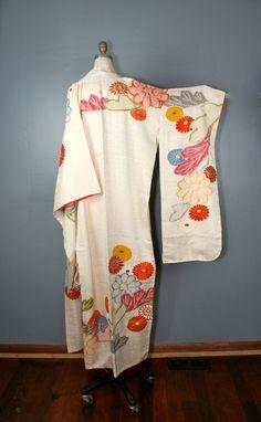 Lovely vintage kimono style robe