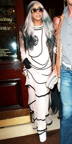 Lady Gaga's 100 Most Outrageous Outfits