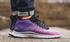 "Nike Free Hypervenom 2 ""Purple Gradient"""