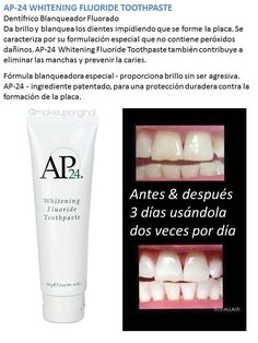 Nu Skin, Ap 24, White Teeth, Beauty Supply, Whitening, Facial, Lips, Health, Skin Products