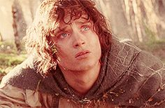 (Gif  from Faramircaptainofgondor- Tumblr) This task was appointed to you, Frodo of The Shire. If you don't find a way, no one will.