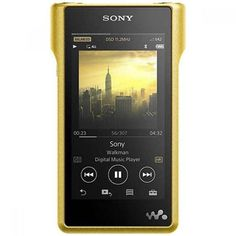 New SONY NW-WM1Z Walkman gold EMS from japan #SONY