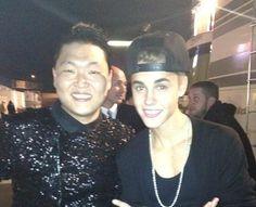 Psy confirms Justin Bieber's 'horse dance' skills