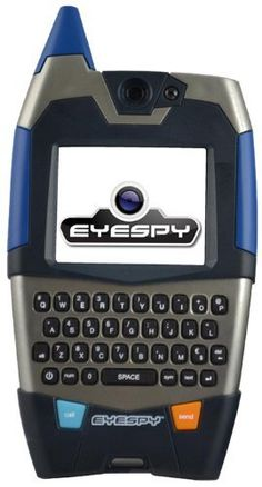 EyeSpy Spy Linx Live Video Walkie Talkies Surveillance Technology by EyeSpy. $98.89. From the Manufacturer                Video enabled communicators allow you to face chat with your team and send full length text messages. Talk, video chat and send text and icon messages. Our wireless technology puts your eyes where the action is and keeps your secret video communications fully encrypted.