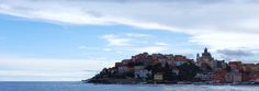 Sunny or cloudy ... Porto Maurizio is always beautiful <3 #liguria #italy