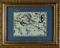 """Светящаяся в темноте картина """"Рыбы"""" - Знаки зодиака светящиеся <- Картины, плакетки, рельефы - Каталог   Универсальный интернет-магазин подарков и сувениров"""