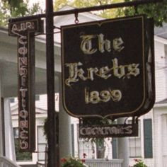 Another Skaneateles staple....I still have Krebs Brown Bread recipe.  Anyone else remember?