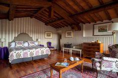 Room Mate Isabella también está en pleno centro histórico de Florencia, en un edificio del XIX. También fue reformado en 2013 por Lorenzo Castillo. Isabella - AD España, © Ricardo Labougle