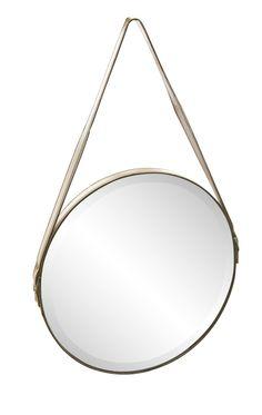 Hal spiegel op pinterest kleine hal versieren zwembad accessoires en kleine smalle badkamer - Kleine ronde niet spiegel lieve ...
