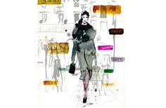Paolo Galetto | Fashion Illustration