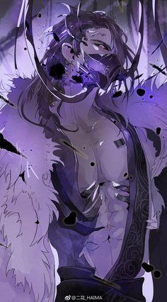 Anime Drawing [Image Link Not Found] Garçon Anime Hot, Dark Anime Guys, Cool Anime Guys, Anime Boys, Anime Sexy, Dark Fantasy Art, Art Manga, Manga Anime, Anime Male