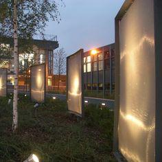 Bolton University using Doka Mono 1601 illuminated partitions