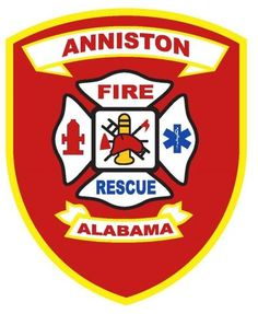 Anniston Fire Department Logo