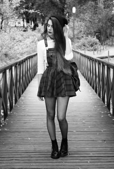 I really want grunge style clothes ☺️