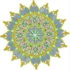 Kaleidoscope Colors Embroidery Designs