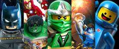 On the Creative Market Blog - The Amazing LEGO Illustrations of Albert Co