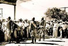 once the depression hit, mexicans who fled the revolution were rounded up and repatriated.