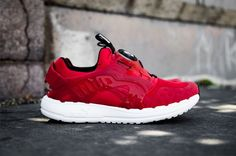 Puma Disc Blaze - Fire Red