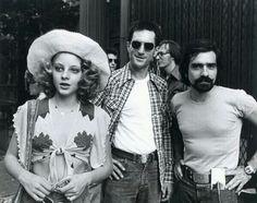 Scorsese, De Niro, Foster - 1975