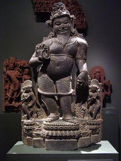 India, Bihar, Lakhi Sarai, South Asia The Maharishi (Great Sage) Agastya, 12th century Sculpture; Stone, Chloritoid phylliteWLA lacma 12th century Maharishi Agastya - Agastya - Wikipedia, the free encyclopedia