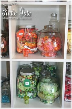 I swear..jars could even make tampons look decorative! lol