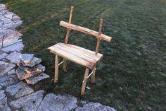 Oddwood – Split Log Chair