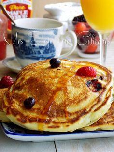 pancakes au yaourt 1