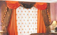 modern curtain design | Curtains | Pinterest