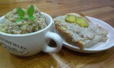Zdravě jíst: Falešná škvarková pomazánka z pohanky Mashed Potatoes, Banana Bread, French Toast, Food And Drink, Smoothie, Breakfast, Ethnic Recipes, Fit, Smoothies