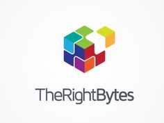 Therightbytes logo design by Emi