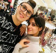 Camila e Christophe Aaaaaaaaaaa
