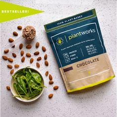 Each delicious serving has:<ul ... Vanilla Smoothie, Plant Based Protein, Amino Acids, Stuffed Mushrooms, Fiber, Gluten, Pumpkin, Nutrition, Herbs