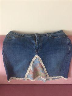 Eski pantolon yeni etek 👊🏻