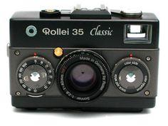 Rollei 35 Classic Black Sonnar 2,8/40mm