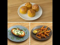 3 Farklı Tatlı Patates Tarifi - Onedio Yemek - Pratik Yemek Tarifleri - YouTube