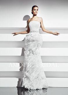 936a6dec49d4a5b Свадебное платье Amour Bridal 1256 ▷ Свадебный Торговый Центр Вега в Москве