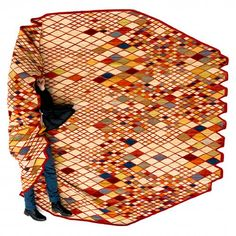 Losanges Rug by Ronan & Erwan Bouroullec — Maxwell's Daily Find 08.08.13 - $4000