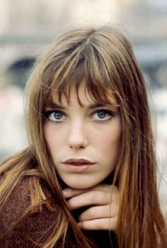 The effortlessly gorgeous Jane Birkin. http://www.lisaeldridge.com/video/26437/alexa-chung-makeup-tutorial-starring-alexa-chung/