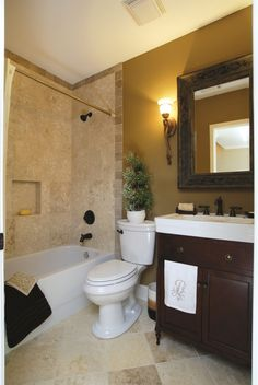 Full Bathroom Designs Enchanting Bathroom Design Ideas Pictures Remodeling And Decor  Bathroom Design Decoration