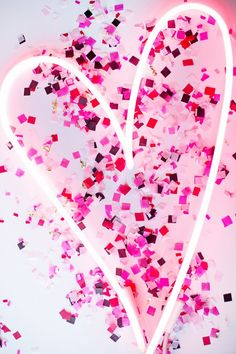 Party Confetti // 1 CUP Confetti by LampshadeBash on Etsy, $8.00