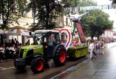 Karneval cveća, 2008. godina.