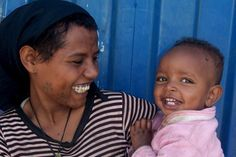 Embracing Hope provides loving and safe daycare so that Ethiopian moms can find work without begging.