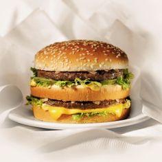 Dr. Oz version of a Big Mac  My heart sings!