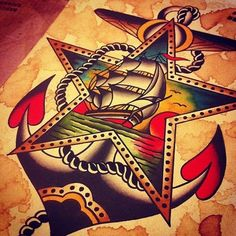 Love the composition of this one. Really like the idea of the anchor. I'd rather…